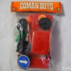 Coman Boys: COMAN BOYS DE COMANSI. FABRICADO EN ESPAÑA. AÑOS 70/80. ROMANJUGUETESYMAS.. Lote 151295558
