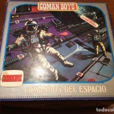Coman Boys: COMAN BOYS COMANDOS DEL ESPACIO MODULO ESPACIAL. Lote 151636212