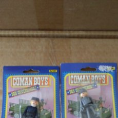 Coman Boys: LOTE 2 COMAN BOYS MILITARES. Lote 152230977