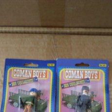 Coman Boys: LOTE 2 COMAN BOYS MILITARES. Lote 152231085