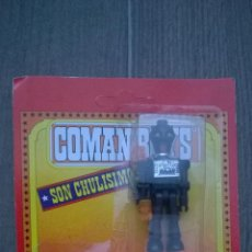 Coman Boys: BLISTER DE COMAN BOYS COMANBOYS COMANDOS DEL ESPACIO - NUEVO A ESTRENAR. Lote 154505490