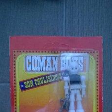 Coman Boys: BLISTER DE COMAN BOYS COMANBOYS COMANDOS DEL ESPACIO - NUEVO A ESTRENAR. Lote 154505590