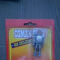 Coman Boys: BLISTER DE COMAN BOYS COMANBOYS COMANDOS DEL ESPACIO - NUEVO A ESTRENAR. Lote 154505698