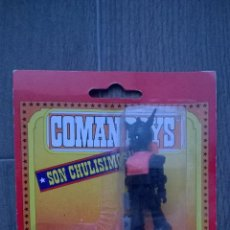 Coman Boys: BLISTER DE COMAN BOYS COMANBOYS COMANDOS DEL ESPACIO - NUEVO A ESTRENAR. Lote 154505782