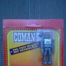 Coman Boys: BLISTER DE COMAN BOYS COMANBOYS COMANDOS DEL ESPACIO - NUEVO A ESTRENAR. Lote 154505858