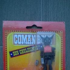 Coman Boys: BLISTER DE COMAN BOYS COMANBOYS COMANDOS DEL ESPACIO - NUEVO A ESTRENAR. Lote 154505958