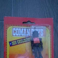 Coman Boys: BLISTER DE COMAN BOYS COMANBOYS COMANDOS DEL ESPACIO - NUEVO A ESTRENAR. Lote 154506082