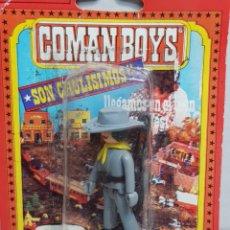 Coman Boys: COMAN BOYS SERIE OESTE EN BLISTER ORIGINAL. Lote 156553208