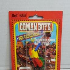 Coman Boys: COMAN BOYS SERIE INDIOS EN BLISTER ORIGINAL. Lote 156553349