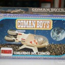 Coman Boys: COMAN BOYS DE COMANSI CAJA VACÍA. Lote 158421422
