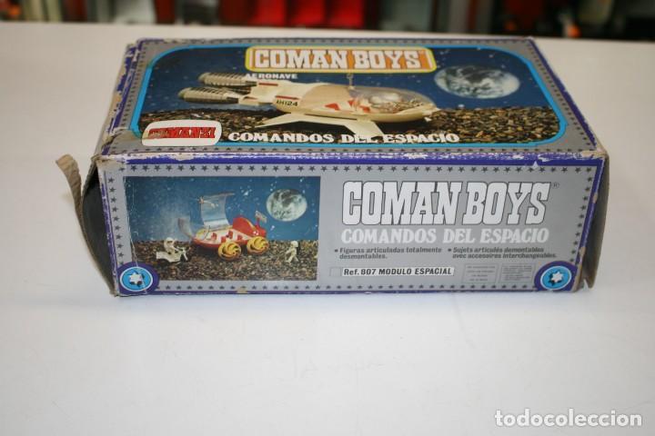 Coman Boys: Coman Boys de Comansi Caja Vacía - Foto 6 - 158421422
