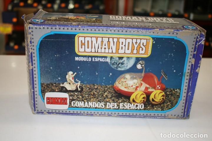 Coman Boys: Coman Boys de Comansi Caja Vacía - Foto 7 - 158421422