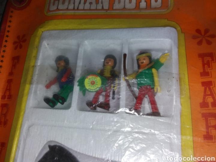 Coman Boys: Coman Boys Far West en blister original sin abrir - Foto 2 - 158897986