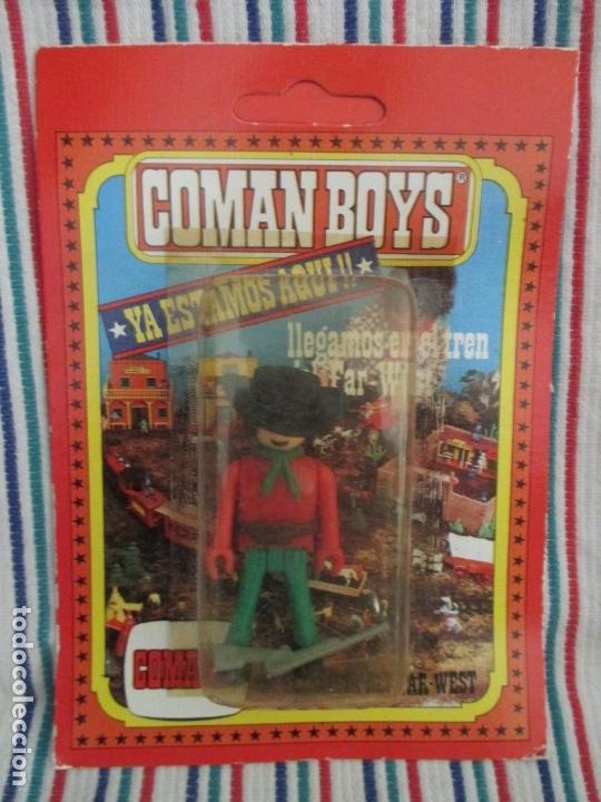 Coman Boys: COMAN BOYS, SERIE OESTE A ESTRENAR - Foto 3 - 168516920