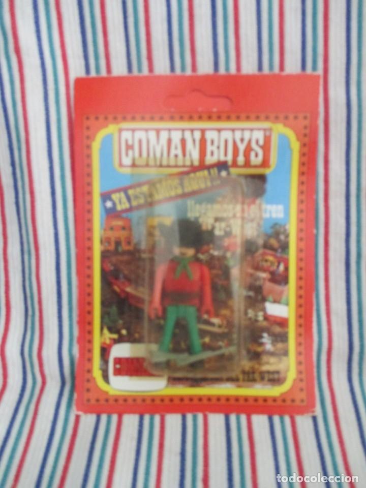 Coman Boys: COMAN BOYS, SERIE OESTE A ESTRENAR - Foto 2 - 168516920