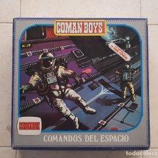 Coman Boys: COMAN BOYS - COMANDOS DEL ESPACIO TORRE ESPACIAL REF. 813 MÓDULO ESPACIAL COMANSI NUEVO. Lote 173130073