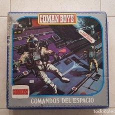 Coman Boys: COMAN BOYS - COMANDOS DEL ESPACIO TORRE ESPACIAL REF. 814 DEFENSA SIDERAL COMANSI NUEVO. Lote 173130197