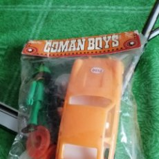 Coman Boys: ANTIGUA BOLSA COMAN BOYS. Lote 174146847