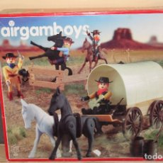 Coman Boys: AIRGAM BOYS CONQUISTA DEL OESTE (REF. 407) AÑO 2004. Lote 176136269