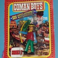 Coman Boys: COMAN BOYS EN EMBALJE ORIGINAL. Lote 178447612
