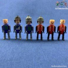 Coman Boys: COMAN BOYS - LOTE DE 6 GUERREROS MEDIEVALES. Lote 179713256
