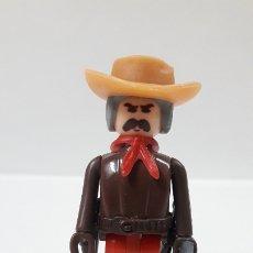 Coman Boys: VAQUERO - COWBOY CON COMPLEMENTOS DE COMAN BOYS . REALIZADO POR COMANSI . AÑOS 70. Lote 182561237