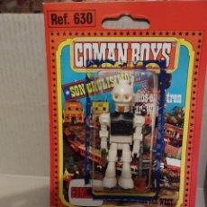 Coman Boys: BLISTER CON FIGURA COMAN BOYS DE COMANSI ( COMANDOS DEL ESPACIO ) .. Lote 182914887
