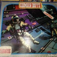 Coman Boys: CAJA COMAN BOYS COMANDOS DEL ESPACIO AERONAVES . Lote 191215040