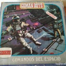 Coman Boys: COMAN BOYS - COMANDOS DEL ESPACIO - TORRE ESPACIAL. REFERENCIA 813. COMANSI.. Lote 191527777