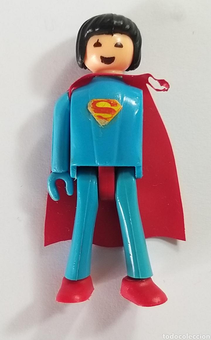 SUPERMAN COMAN BOYS AÑOS 70 (Juguetes - Figuras de Acción - Coman Boys)