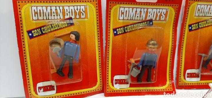 Coman Boys: LOTE BOMBEROS COMAN BOYS COMANSI - Foto 2 - 194222886