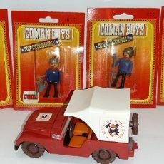 Coman Boys: LOTE BOMBEROS COMAN BOYS COMANSI. Lote 194222886