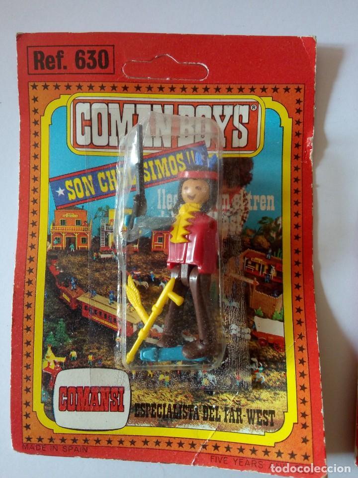 Coman Boys: COMAN BOYS INDIOS - Foto 2 - 194269042