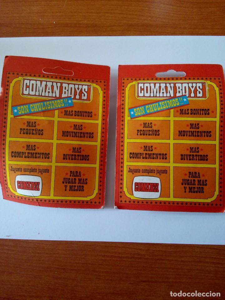 Coman Boys: COMAN BOYS INDIOS - Foto 4 - 194269042