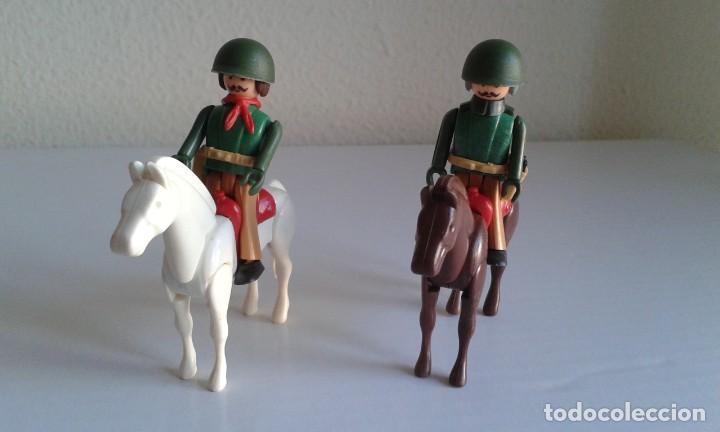 Coman Boys: DOS JINETES COMAN BOYS. SON CHULÍSIMOS! AÑOS 70. COMANSI OESTE CABALLOS - Foto 2 - 194622690