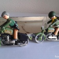 Coman Boys: DOS MOTORISTAS COMAN BOYS DE COMANSI. SON CHULÍSIMOS! MOTOS. MILITARES. Lote 194623010