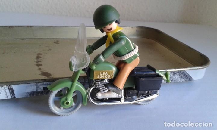 Coman Boys: DOS MOTORISTAS COMAN BOYS DE COMANSI. SON CHULÍSIMOS! MOTOS. MILITARES - Foto 3 - 194623010
