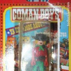 Coman Boys: COMAN BOYS COMANSI VAQUERO RUBIO A ESTRENAR. Lote 195712680