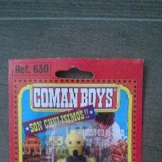 Coman Boys: FIGURA COMAN BOYS COSMO ROBOTS COMANDOS DEL ESPACIO - COMANSI - NUEVO Y PRECINTADO. Lote 198334786