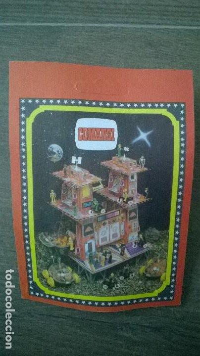 Coman Boys: FIGURA COMAN BOYS COSMO ROBOTS COMANDOS DEL ESPACIO - COMANSI - NUEVO Y PRECINTADO - Foto 2 - 198335080