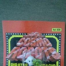 Coman Boys: FIGURA COMAN BOYS COSMO ROBOTS COMANDOS DEL ESPACIO - COMANSI - NUEVO Y PRECINTADO. Lote 198335080