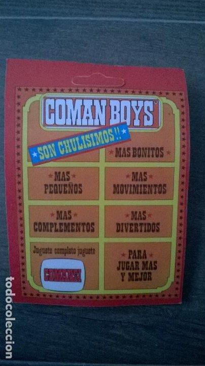 Coman Boys: FIGURA COMAN BOYS COSMO ROBOTS COMANDOS DEL ESPACIO - COMANSI - NUEVO Y PRECINTADO - Foto 2 - 198335405
