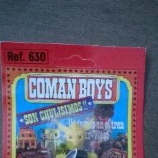 Coman Boys: FIGURA COMAN BOYS COSMO ROBOTS COMANDOS DEL ESPACIO - COMANSI - NUEVO Y PRECINTADO. Lote 198335405