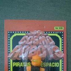 Coman Boys: FIGURA COMAN BOYS COSMO ROBOTS COMANDOS DEL ESPACIO - COMANSI - NUEVO Y PRECINTADO. Lote 198335750
