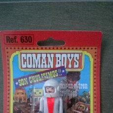 Coman Boys: FIGURA COMAN BOYS COSMO ROBOTS COMANDOS DEL ESPACIO - COMANSI - NUEVO Y PRECINTADO. Lote 198335878
