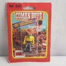 Coman Boys: BLISTER COMAN BOYS FAR WEST REF 630 DE COMANSI. Lote 200771601