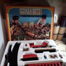 Coman Boys: ANTIGUO TREN DE FAR WEST COMAN BOYS AÑOS 80. Lote 201283973