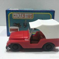 Coman Boys: JEEP DE COMAN BOYS DE COMANSI. Lote 204071640