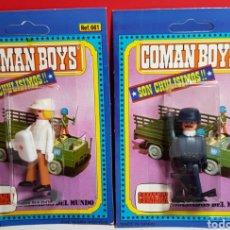 Coman Boys: LOTE 2 COMAN BOYS. Lote 205022720