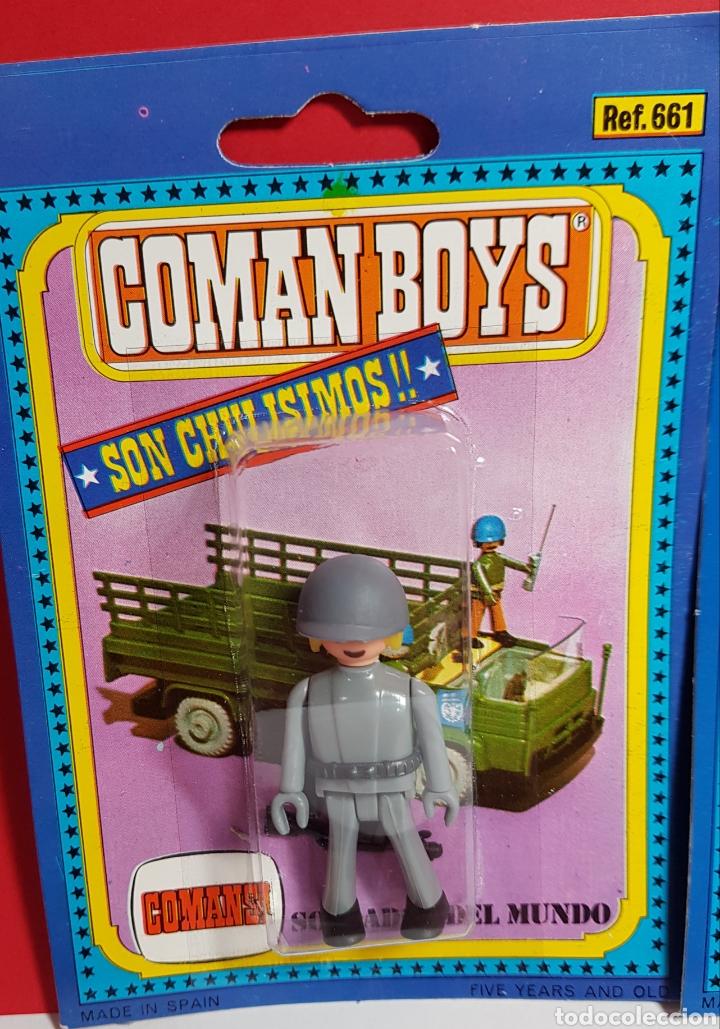 Coman Boys: LOTE 2 COMAN BOYS - Foto 2 - 205023258